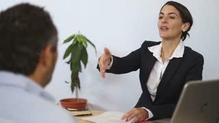 Final hearing before firing an employee