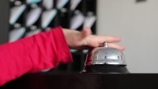 Shot of Call bell