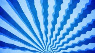 Blue Sunbeams grunge background.