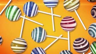 Candy on stick
