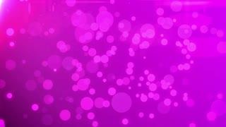 Flickering Particles Loop background. Purple