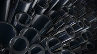 metal steel pipes