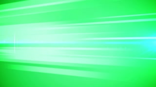Abstract green business technology colorful wave background
