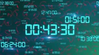 vintage countdown video free download
