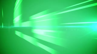 Green business lines background. Loopable.