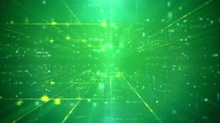 Light Green Abstract Technology motion background for computer graphic website internet and business. Seamless Loop.
