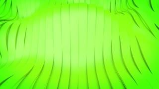 Wavy band surface animation.