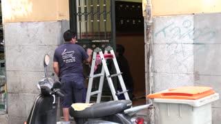 Building maintenance maintenence mechanic labourer