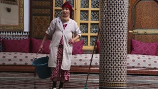 Cleaner for muslim moseque v2