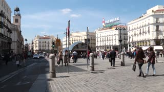 Plaza del Callao in Madrid