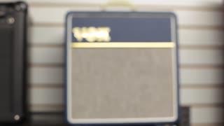Rack focus vox guitar amplifier