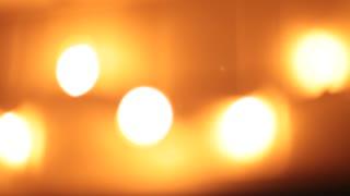 Static bokeh yellow lights #2