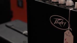 Tilt and pan guitar and bass amplifiers