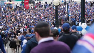 Toronto blue jays rogers centre packed crowd
