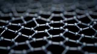 Graphene nano structure sheet in the laboratory at atomic scale