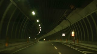 Tunnel time-lapse