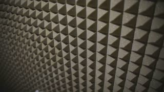 Sound isolation room...