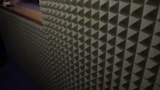 The sound isolation room