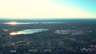 Aerial view of Southeast Yonker with a Hillview Reservoir
