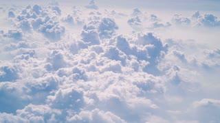 Cloudscape Aerial View