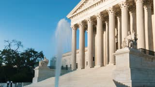 Time-lapse of The Supreme Court of the United States