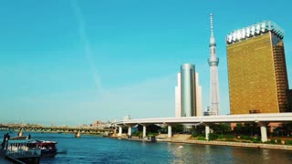 Tokyo Sky Tree, the tallest tower in the world