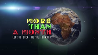 PCM Black History Month 3 Earth focus on Africa with Titles