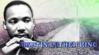 PCM Dr. Martin Luther King, Jr 2