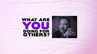 PCM Dr. Martin Luther King, Jr 3