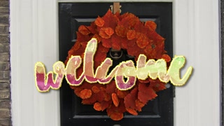 PCM Fall Wreath with Welcome Text.mov