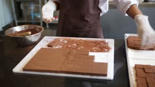 Chocolate Factory - Production - Handmade Chocolates