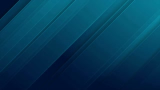 Abstract blue diagonal stripes motion background. Video animation Ultra HD 4K 3840x2160
