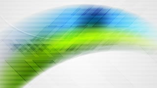 Abstract blue green technology graphic motion design. Video animation HD 1920x1080