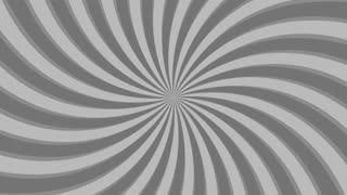 Abstract grey retro swirl video animation 1920x1080