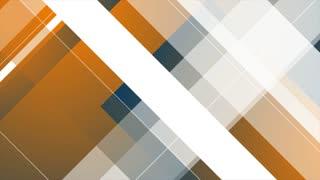 Abstract tech corporate minimal geometric motion design. Video animation Ultra HD 4K 3840x2160