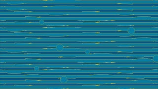Blue orange grunge lines motion background. Seamless loopable. Video animation Ultra HD 4K 3840x2160