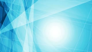 Bright blue tech abstract motion design. Video animation Ultra HD 4K 3840x2160