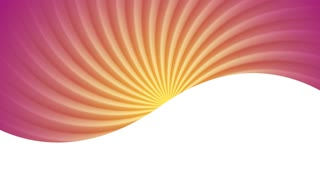 Bright swirl background. Seamless loop design. Video animation HD 1920x1080