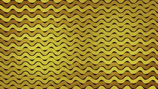 Golden glitter abstract waves motion background. Seamless looping. Decorative video animation Ultra HD 4K 3840x2160