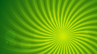 Green bright abstract design. Video animation HD 1920x1080