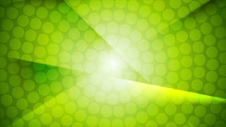 Green shiny abstract motion design. Video animation Ultra HD 4K 3840x2160