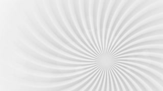 Grey abstract swirl beams rotation motion design. Video animation HD 1920x1080