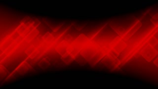 Abstract dark red tech geometric motion design with squares. Seamless looping. Video animation Ultra HD 4K 3840x2160