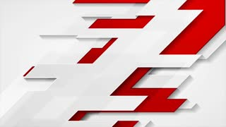 Red and grey hi-tech corporate motion design. Seamless loop. Video animation Ultra HD 4K 3840x2160