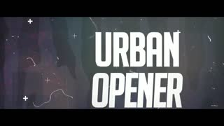 Dynamic Urban Glitch Opener