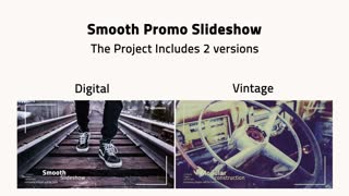 Smooth Promo Slideshow