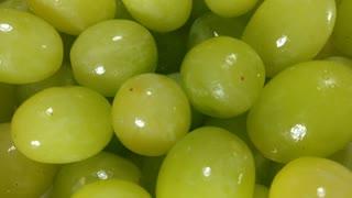 Fresh Grapes Rotating