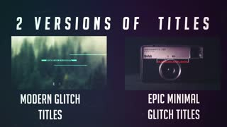 Glitch Urban Pack