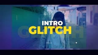 Modern Glitch Intro