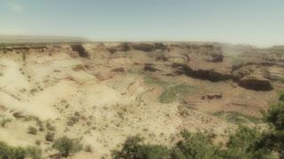 a beautiful shot of the grand canyon